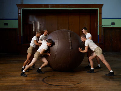 Luke Smalley, 'Push Ball', 2007