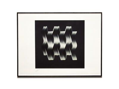 Woody Vasulka, 'Waveform Studies VIII', 1977-2003