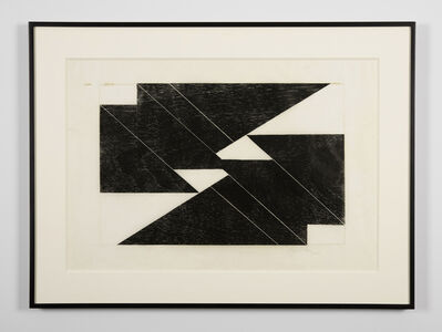 Lygia Pape, 'Untitled, from the Tecelares series', 1957