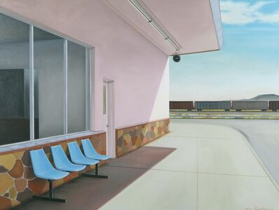 Matt Condron, 'Southwest Station', 2012