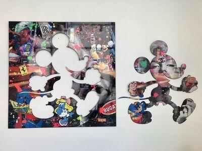 Auguste, 'Mickey Rolls- Royce', 2019