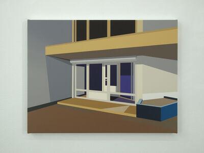Jurriaan Molenaar, 'Office at Night', 2021
