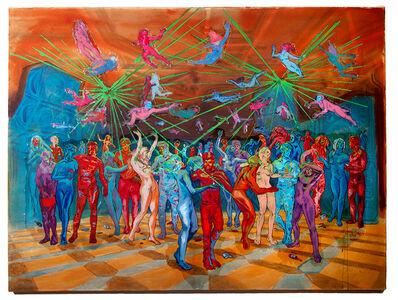 Andrew Lemay Cox, 'Hot Spells', 2016