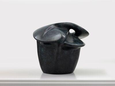 Dia Azzawi, 'Abstract Shape no.1 ', 2018