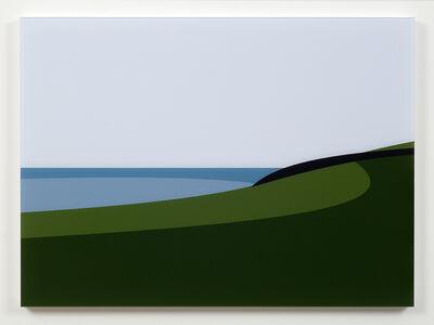 Julian Opie, 'Lantivet Coast', 2017
