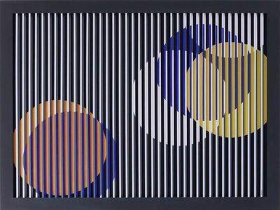Arièle Rozowy, 'Yellow Eclipse', 2019