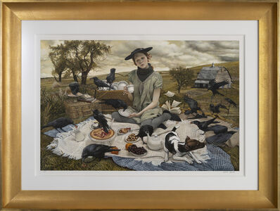 Andrea Kowch, 'Soiree Limited Edition Hand Signed Print', 2019
