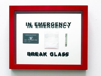Plastic Jesus, 'In Emergency Break Glass', 2019