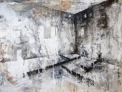 Gustavo Diaz Sosa, 'Serie de Burócratas y Padrinos', 2014