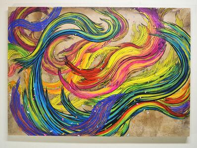 Jiha Moon, 'Yellowave (LGBTQIA)', 2020
