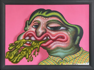 Peter Saul, 'Untitled', 1990
