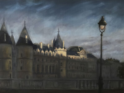Vanessa Rothe, 'First Light, Paris ', 2018