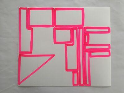 Agnes Barley, 'Untitled (Pink)', 2013