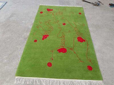 Rosemarie Trockel, 'Children's Carpet', 1987