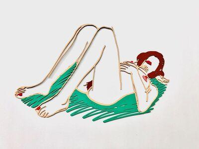 Tom Wesselmann, 'Blonde on Blanket  ', 1985/98