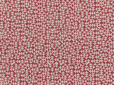 Anni Albers, 'E Heavy Linen in red (186U)', 2019