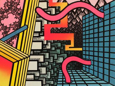 Kyle Wengler, 'Neon Don 1', 2019
