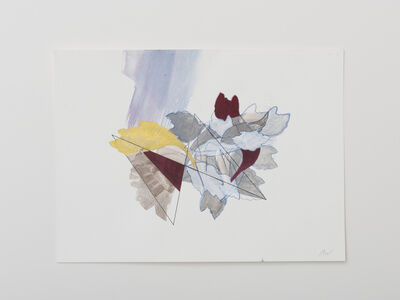 Alison Wilding, 'Acanthus Drawing #6', 2018-2019