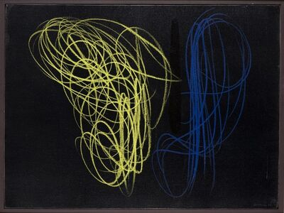 Hans Hartung, 'T 1972 H10', 1972