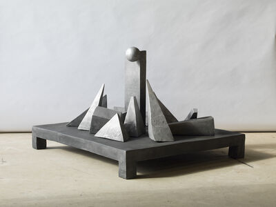 Geoffrey Clarke, 'Pilgrim', 1994