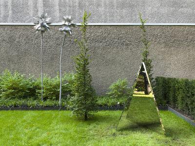 Jeppe Hein, 'Geometric Mirrors IV', 2012