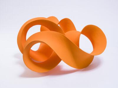 Merete Rasmussen, 'Undulating Orange', 2021