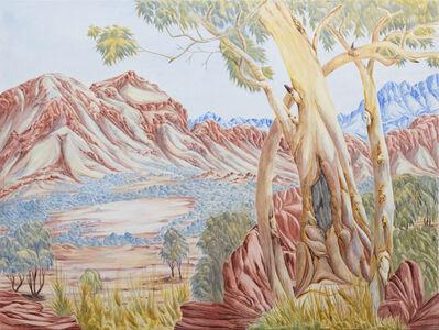 Hubert Pareroultja, 'Tjuritja (West MacDonnell Ranges, NT)', 2019