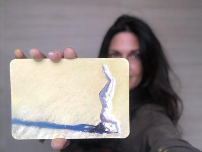 Michele Murtaugh, 'Head In The Sand (Postcard)', 2021