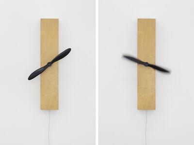 Marko Vuokola, 'From the installation/series Merkintöjä (Marks): Untitled sculpture', 1988