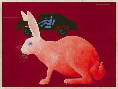 Anton van Dalen, 'White Rabbit Highway', 2008-2011