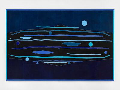 Russell Tyler, 'Bluescape', 2020