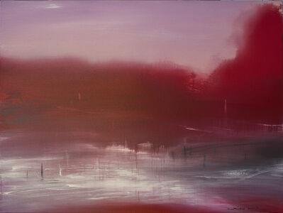 Feng Xiao Min, 'Rouge du bonheur N 18.06.18', 2018