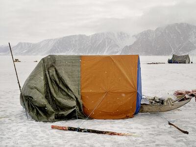 Henrik Saxgren, 'The Master Hunter's Tent', 2016