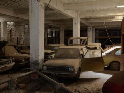 Jan Banning, ''Brand New' Toyota cars', 2014