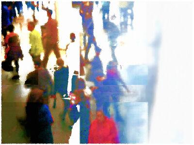 Jane Sklar, 'Crowd', 2018