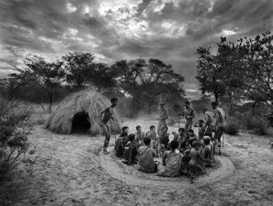 Sebastião Salgado, 'Bushmen, Botswana [tribal group], Africa', 2008