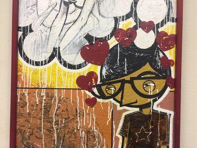 """Ales """"BASK"""" Hostomsky, 'Dream #8 (SAP)', 2001"""