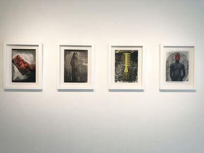 Antonio Jose Guzman, 'Serie superimpose', 2016