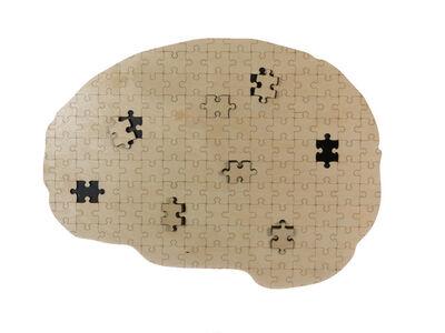 Harm Huibers, 'Puzzled', 2018