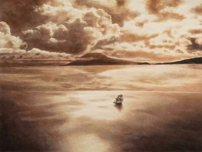 Max Greis, 'Seascape (for LeGray)', 2013