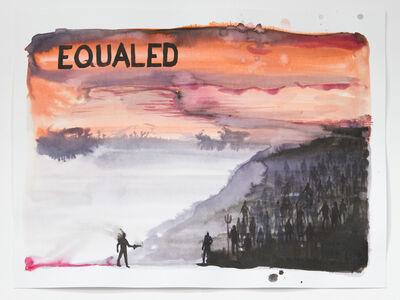 Senon Williams, 'Equaled', 2016