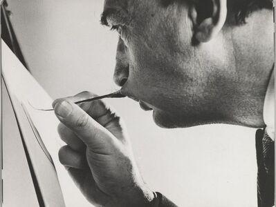 Philippe Halsman, 'Dali's Moustache', 1954