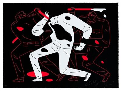 Cleon Peterson, 'The Disappeared', 2019