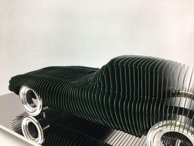 Antoine Dufilho, 'Jaguar Type E Verte', 2021