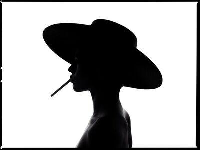 Tyler Shields, 'Hat Tu Silhouette', 2020