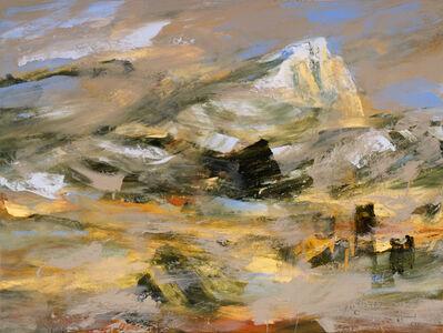 Réal Calder, 'Sainte Victoire no.24', 2017