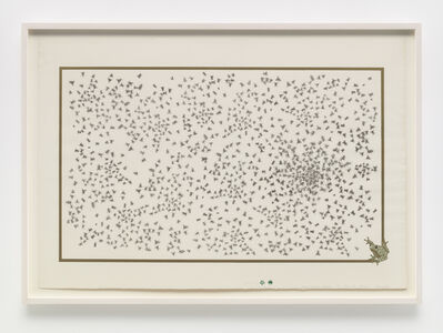 Ken Price, 'Flies and Frog', 1969