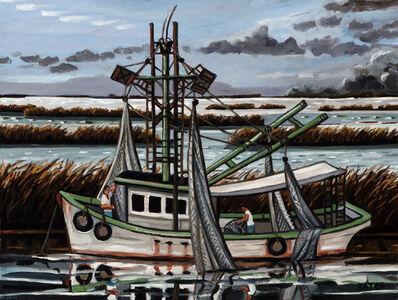 David Bates, 'Grand Bay', 0216