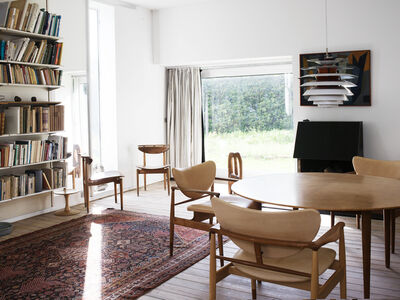 Finn Juhl, 'Bedroom, Finn Juhl House'