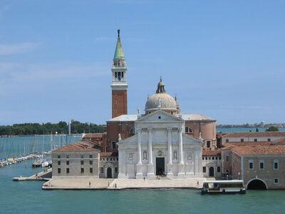 Andrea Palladio, 'Church of San Giorgio Maggiore, Venice', 1565-1580